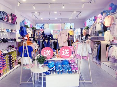 NEW OPEN國民童裝可趣可奇在上海青浦再開新店!