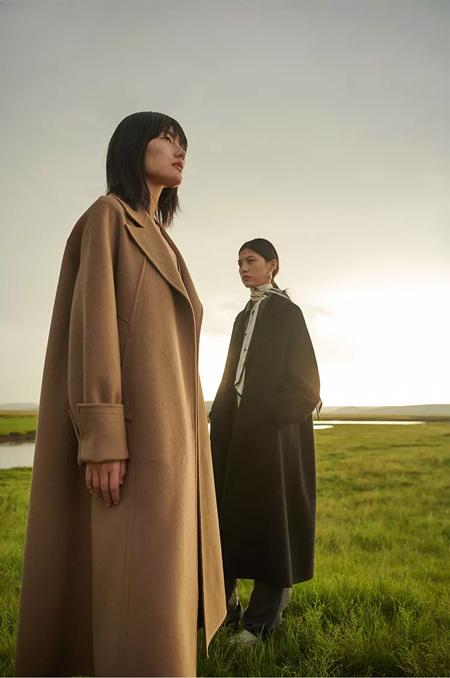 歌莉婭一件可傳承的黃金大衣必須擁有!