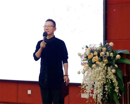 2022迪凱春季發布會以詩的寫意留白抒寫東方雅致