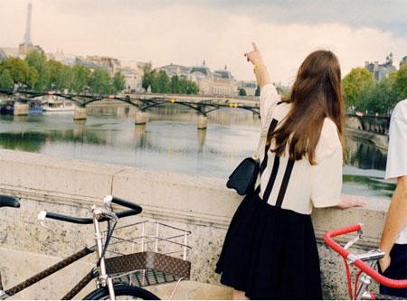 與Maison TAMBOITE合作 路易威登推出售價20萬的自行車