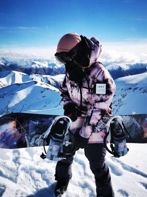 新西兰雪服品牌Indy英迪,打造简约街头风