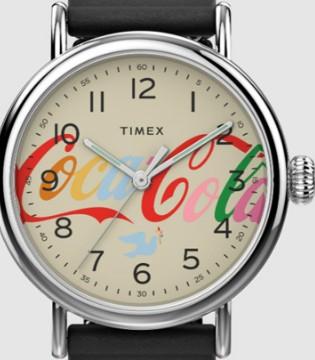 手表圈的潮玩天美�r�c可口可�仿�合推新打�幽贻p人