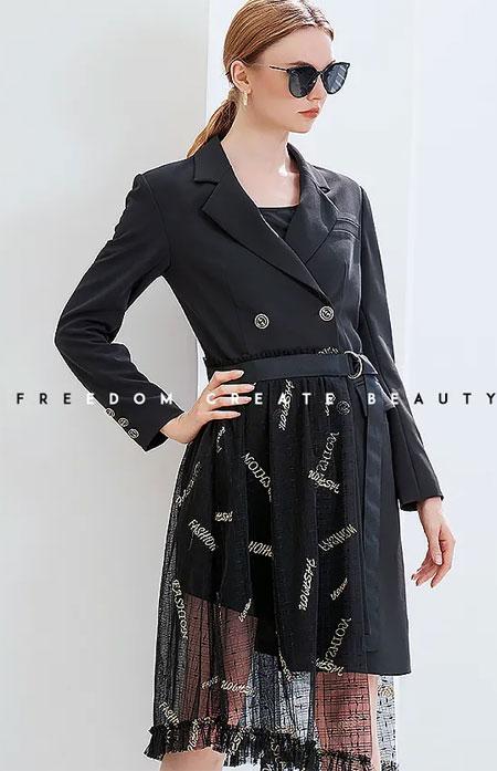 例格女装 时尚与优雅同步 理想佳作