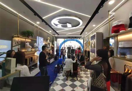 热烈祝贺宁夏回族自治区吴忠易缇秀健康生活馆盛大开业