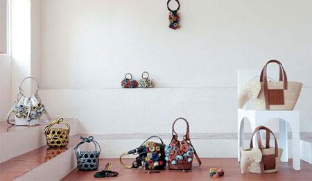 LOEWE 罗意威时装秀推出无以复加的美挑战时尚边界
