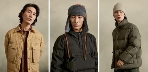 挪客��系列 重新定义山系时尚潮流穿搭