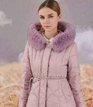 爱依莲冬季新品 给你一整个冬天的温暖与美丽
