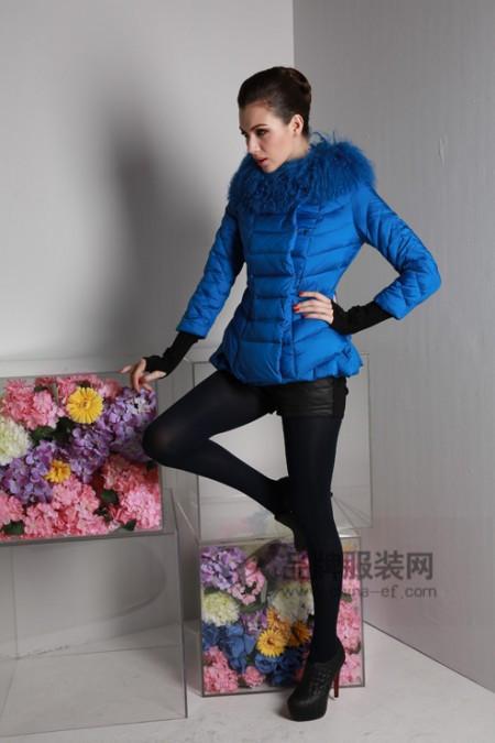 伊恩妮女装2014冬季新品