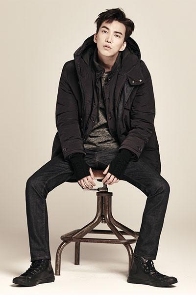 Chris Christy男装2014冬季新品