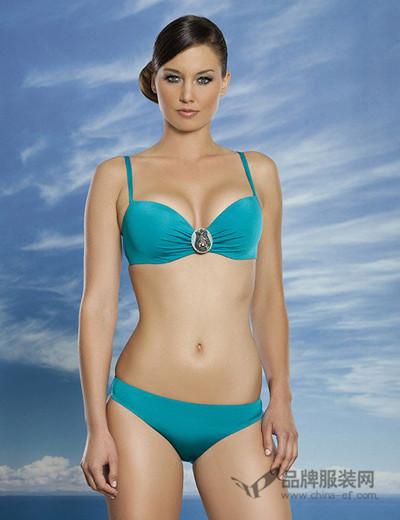 瑞贝卡 泳衣2015春夏新品