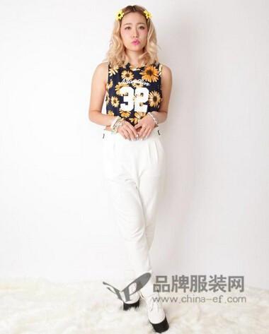 CO&LU女装2015春夏新品