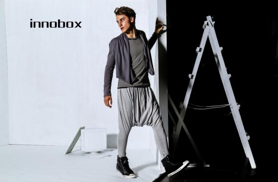innobox男装2015冬季新品