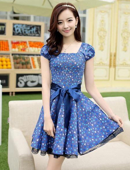 韩版衣服批发货到付款女装2015春夏新品