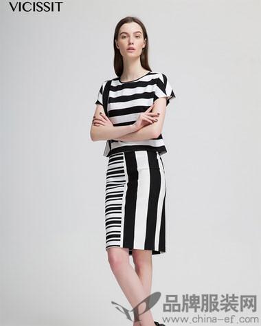 VICISSIT女装2015春夏新品