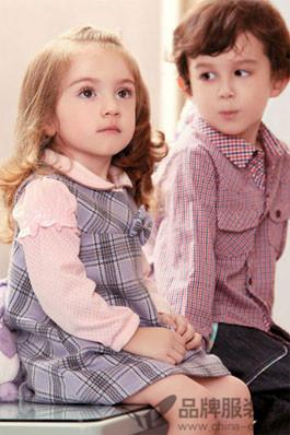 路西米儿童装2015秋冬新品
