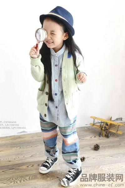 Rosy Brown童装2015秋季新品