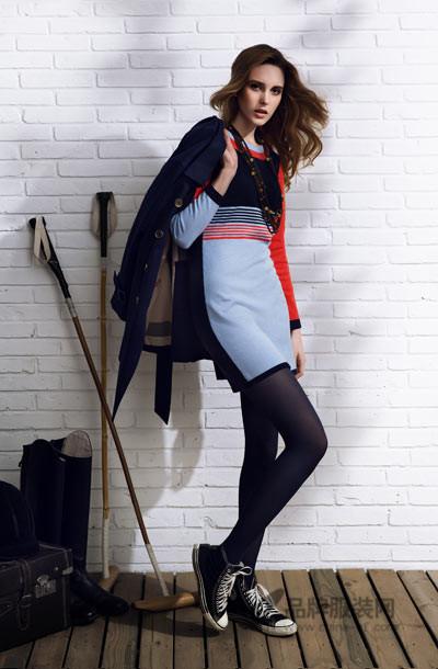 圣大保罗女装2015秋冬新品