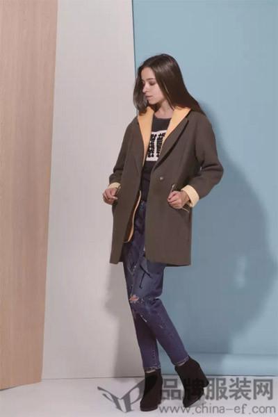EnC女装2015秋冬新品