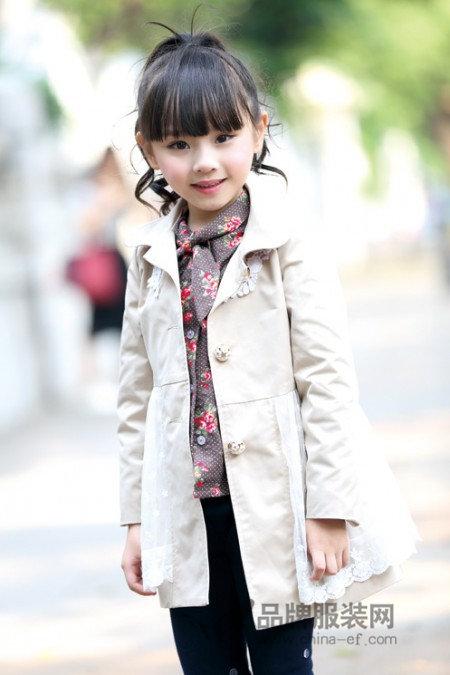 韩维妮童装2015冬季新品