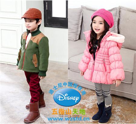 迪士尼2015秋冬新品