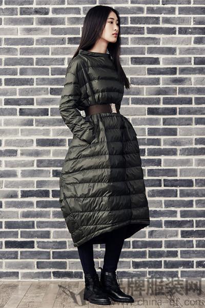 故然E.SIGNET女装2015秋冬新品