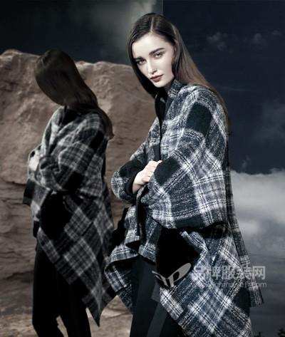 格子廊女装2015秋冬新品