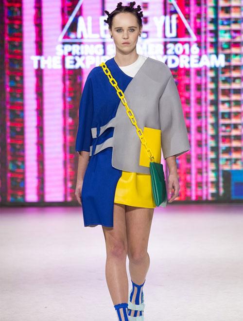 过期的遐想 Alex S Yu 2016年春夏高级成衣系列温哥华时装周发布会