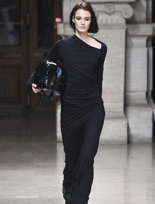 不羁女郎风 AF Vandevorst 2016年春夏高级成衣系列巴黎时装周发布会