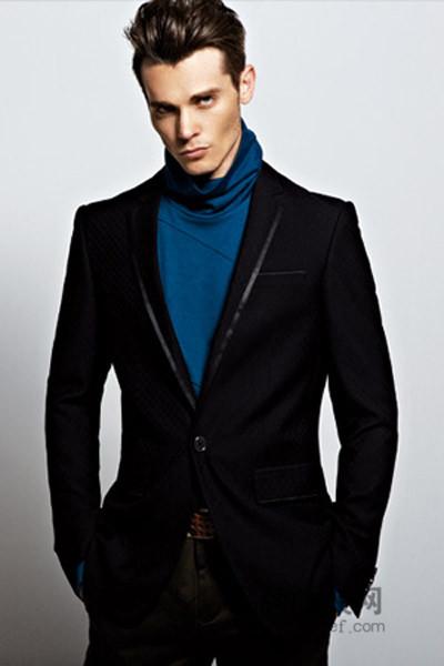 澳洋世家男装2015秋冬新品