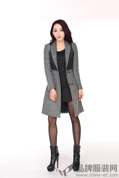 欧佳OUSU女装2015冬季新品
