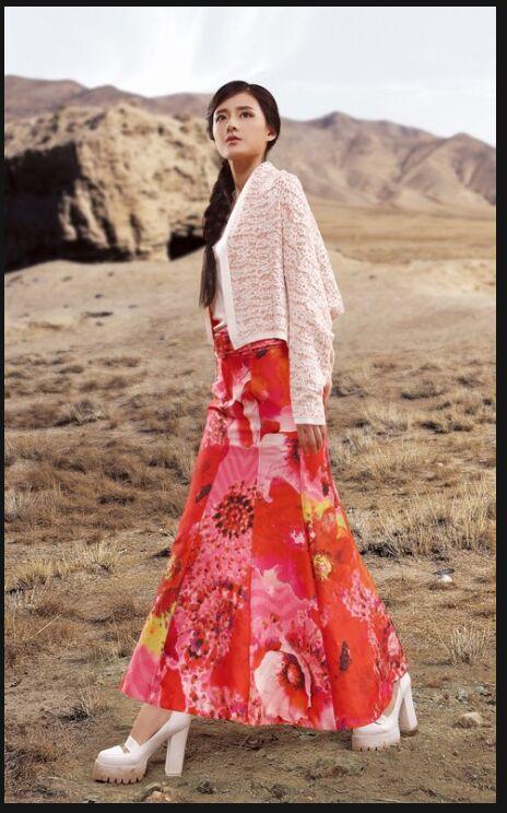 卡缇国际女装2016春季新品