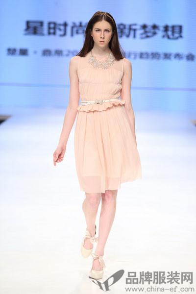 楚星雪纺产品系列2016春季新品