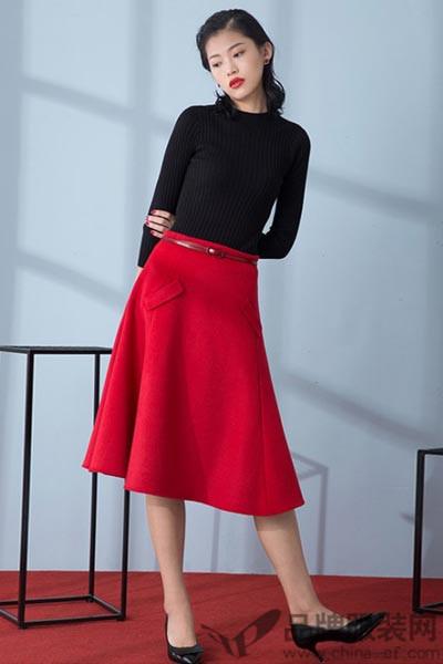 相对纶 - EVEN THOUGH女装2015冬季新品
