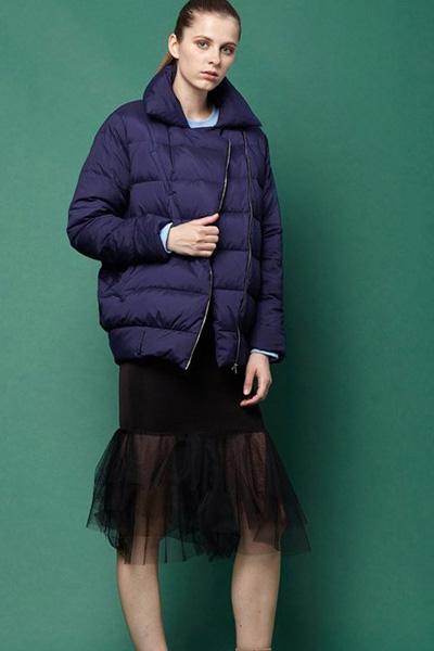 陆雨松 - LYMK女装2015秋冬新品