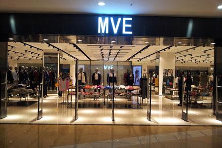 曼维尔MVE店铺形象图