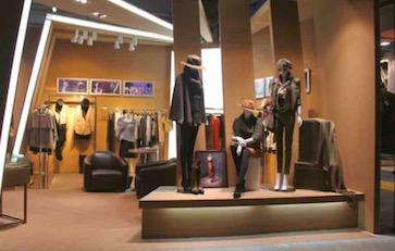 杰芙尼(Geffny)女装店铺