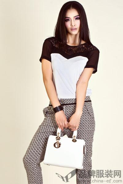 法拉鸣歌女装品牌展现出新时代女性魅力与独特风采