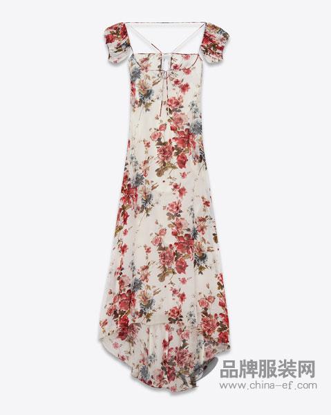 圣罗兰女装2016春夏新品
