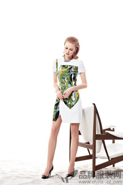 TIANLAN 天兰女装2016春夏新品