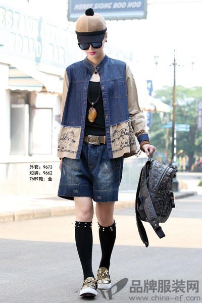 尚沿女装品牌2016春夏新品