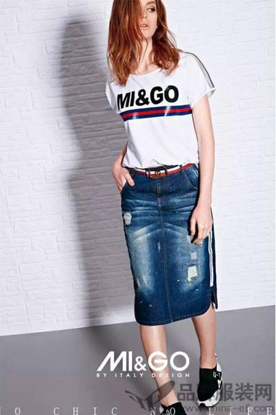 MI&GO2016夏季CITY SAILOR系列