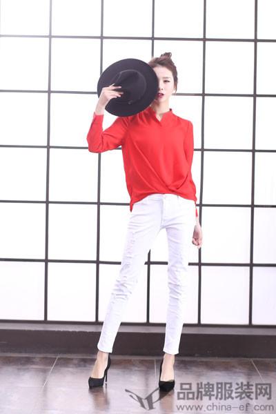 曼奈拉男装2016春夏新品