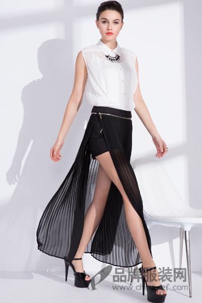 深圳凯芬梵妮服饰 凯・芬梵妮女装 释放着低调奢华,紧贴时尚