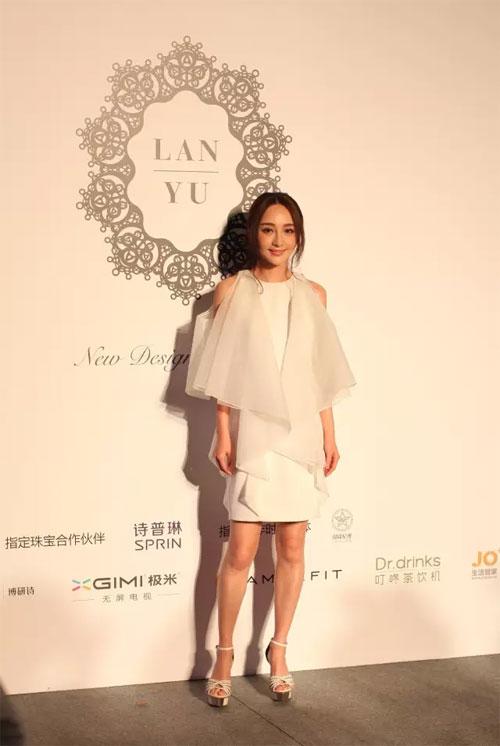 LANYU开启2016秋冬上海时装周开幕大秀 众多明星纷纷亮相