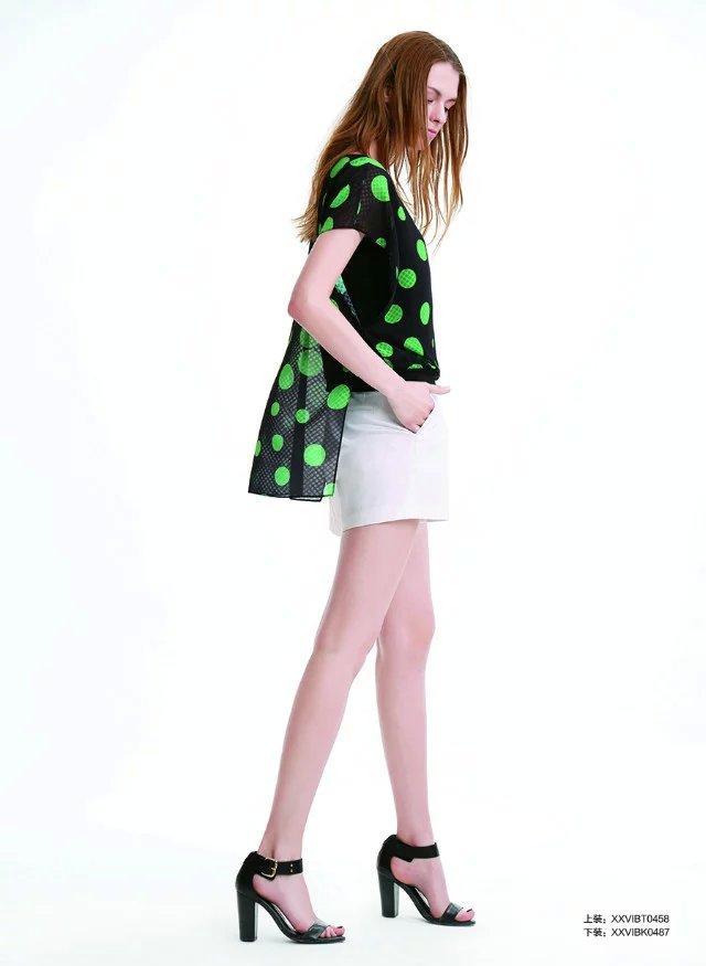 伊莎贝尔·阿珈尼女装2016春夏新品