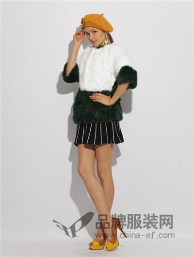 领御lyfur皮草2016秋冬新品