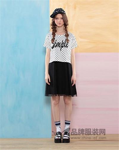 调频女装2016春夏新品