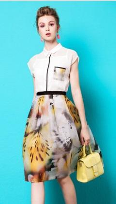 低调品牌女装女装2016夏季新品