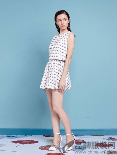 摩萨克MichelleMoissac女装2016夏季新品