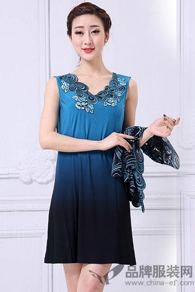 圣地亚女装2016春夏新品
